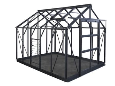 Elite Titan 8x10 Greenhouse - Toughened Glazing