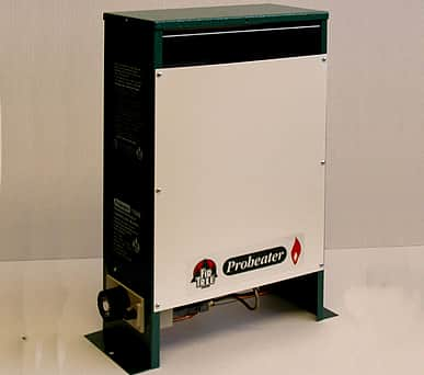 Fir Tree Deluxe Proheater 1.5kw - Gas Greenhouse Heater