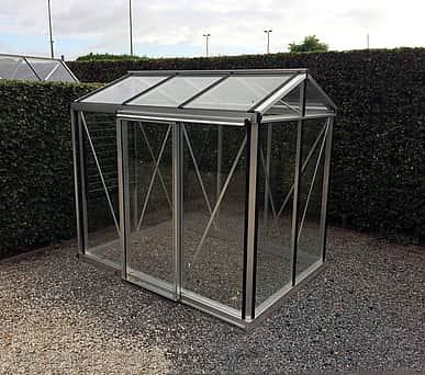 Janssens Urban Hobby 5x8 Greenhouse