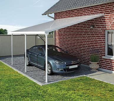 Palram Feria 3m Carport in 7 Lengths