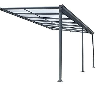 Kingston 10x14 Lean To Patio Cover