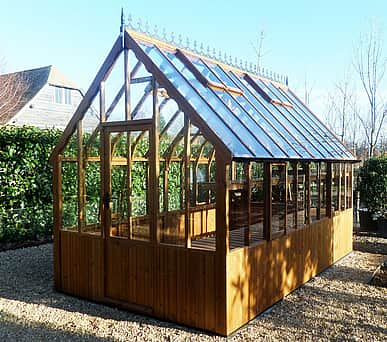 Swallow Eagle 8x16 Wooden Greenhouse