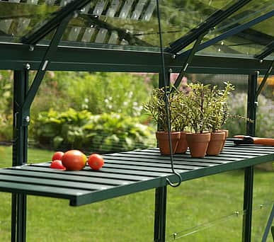Vitavia Green Folding Shelf