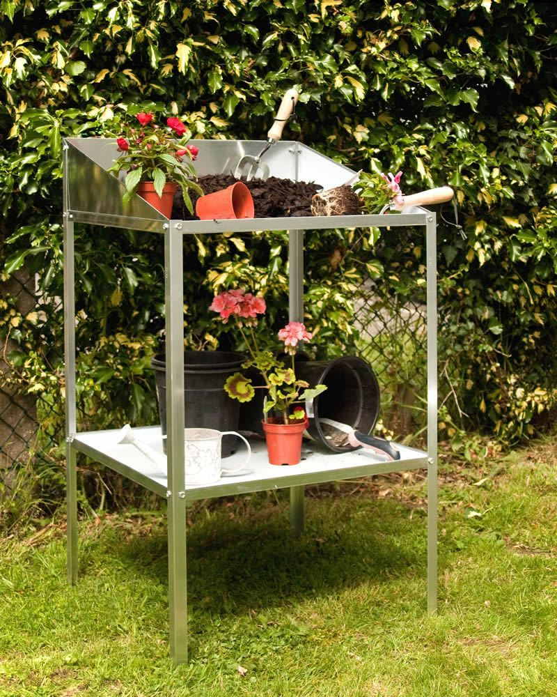 Halls Greenhouse Potting Bench Greenhouse Stores