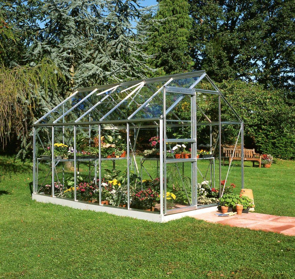 6x10 halls popular greenhouse horticultural for Jardines italianos