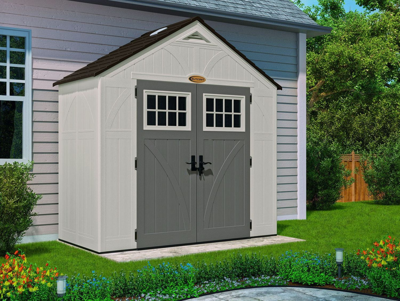 suncast glidetop com x walmart designs sheds resin shed outdoor storage
