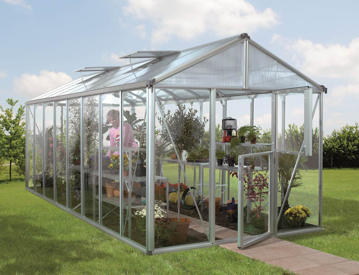 vitavia zeus 8x20 greenhouse float greenhouse stores. Black Bedroom Furniture Sets. Home Design Ideas