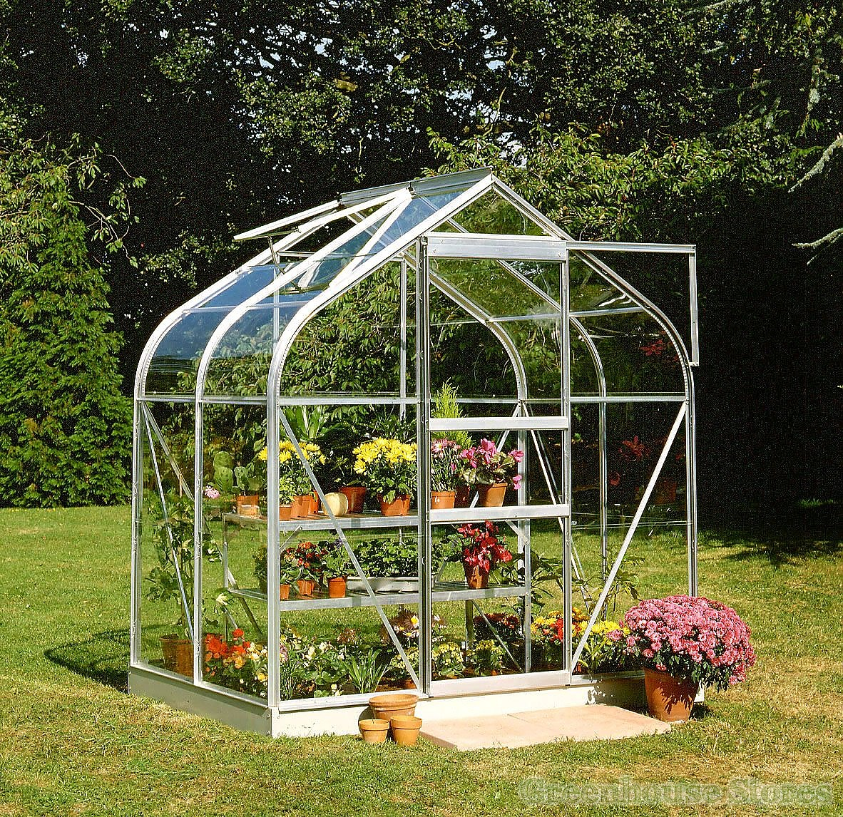 X  Greenhouse Toughened Glass