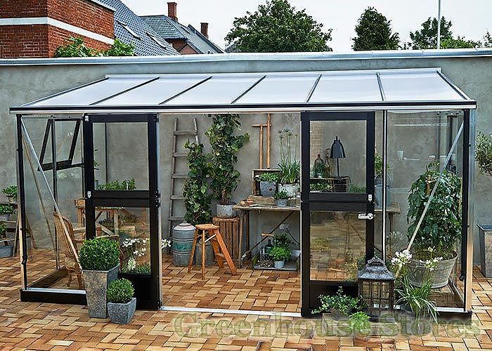 Juliana 7x14 Lean To Greenhouse Greenhouse Stores