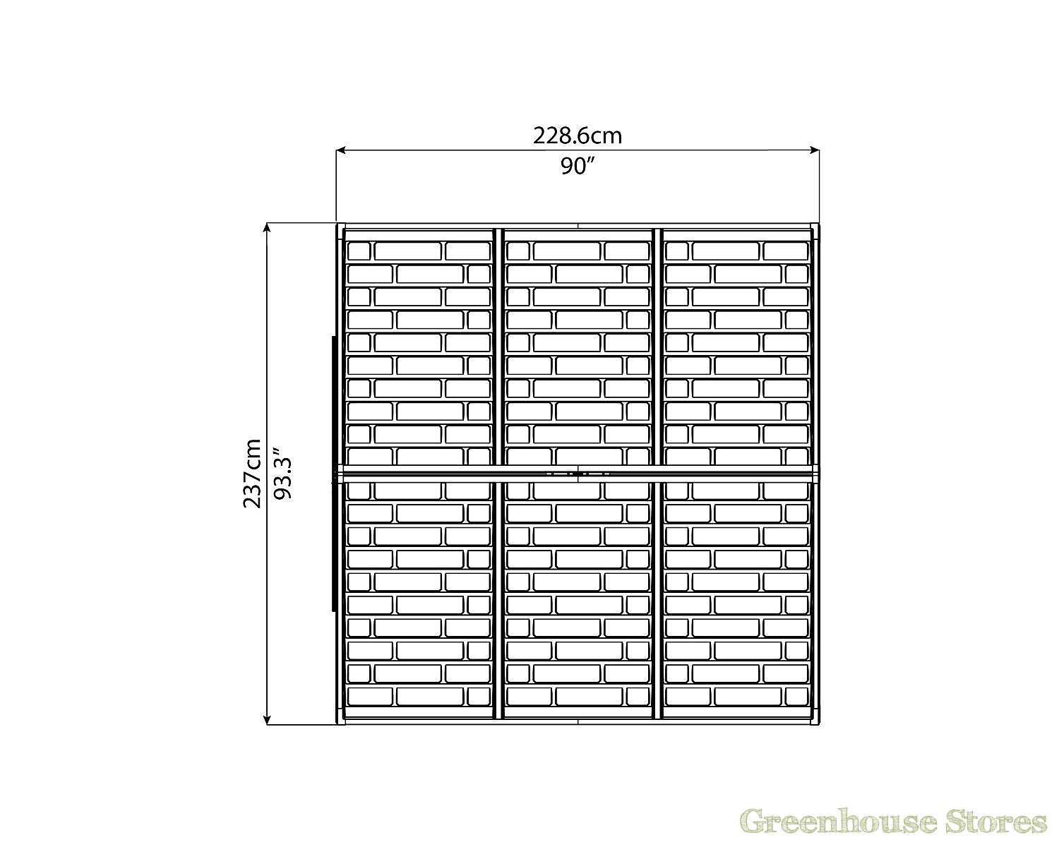 palram greenhouse assembly instructions