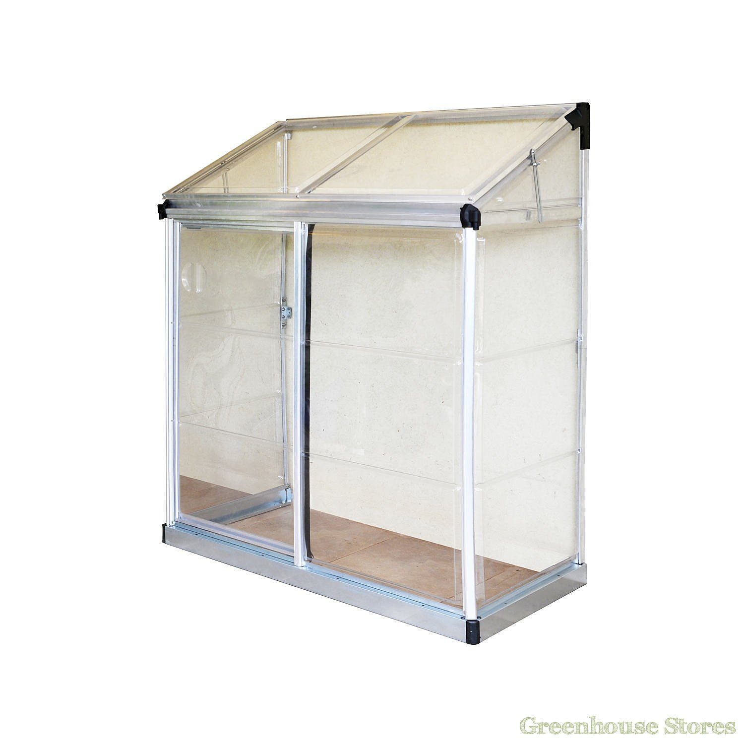 Palram Lean To Greenhouse Greenhouse Stores
