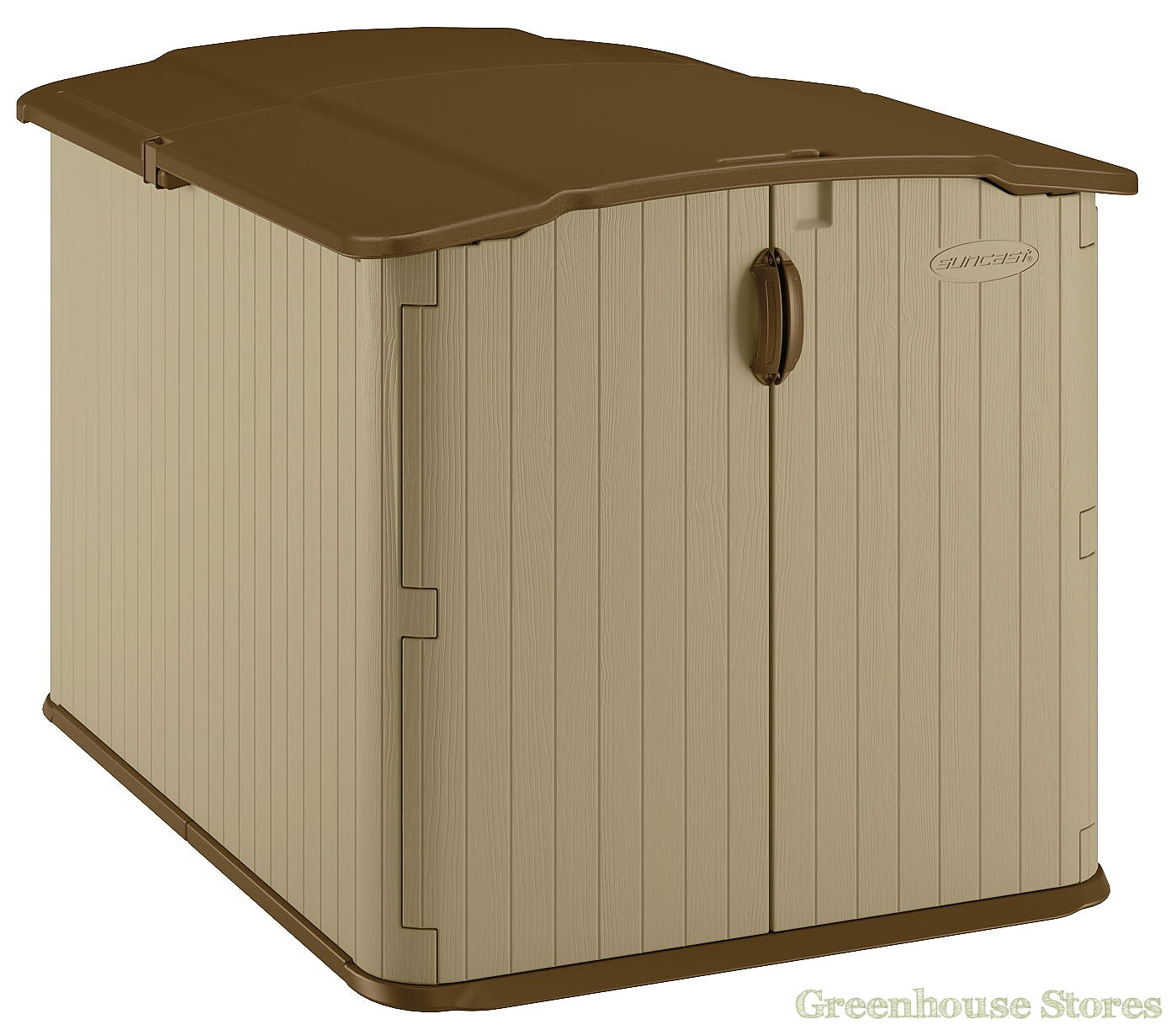 Sheds Ottors Storage shed 20 x 20 cushions for adirondack