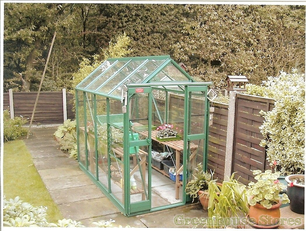 Wheelchair Ramp Kits >> Elite Compact 4x6 Greenhouse Polycarbonate