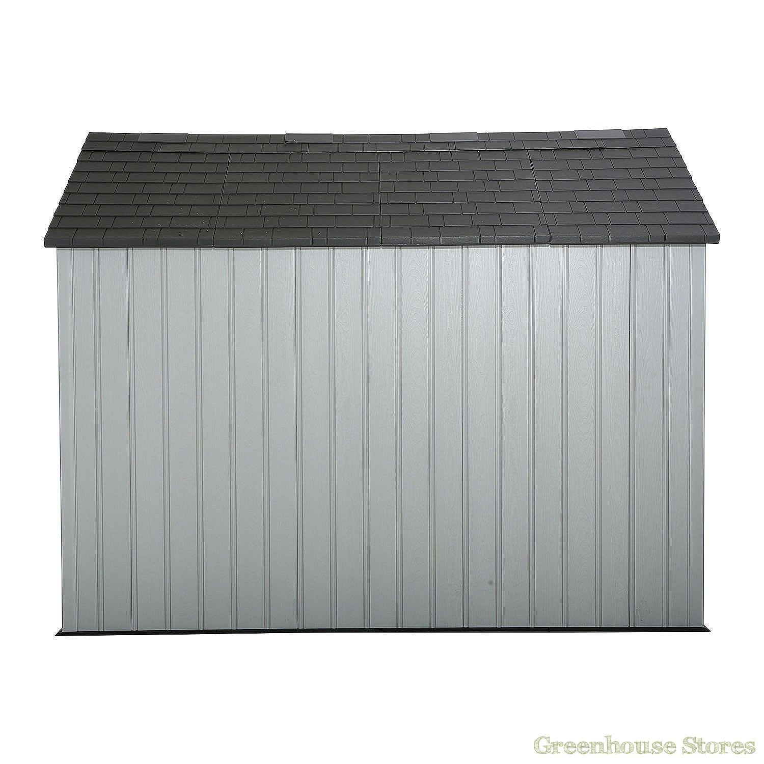 Lifetime 10x8 Plastic Shed New Edition Greenhouse Stores