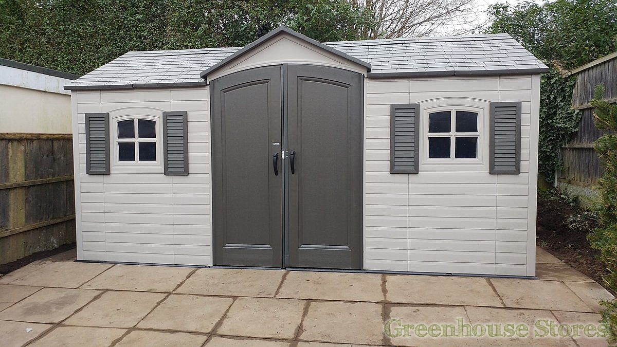 Shed Accessories From Lifetime
