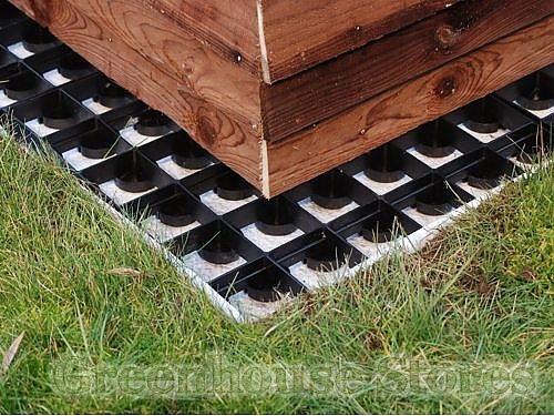 Fastfit 6x8 Greenhouse Floor Kit Greenhouse Stores