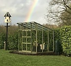 Pent Roof Greenhouses