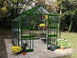 Eden-Blockley-Green-8x14-Greenhouse-Toughened-Glazing