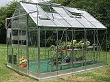 Eden-Highline-Silver-8x14-Greenhouse-3mm-Horticultural-Glazing