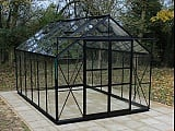 Eden-Viscount-8x12-Black-Greenhouse-Toughened-Glazing