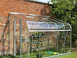 Halls-Silverline-Silver-6x10-Lean-to-Greenhouse-3mm-Toughened-Glazing