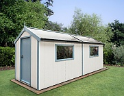Swallow 6x16 Luxury Shed