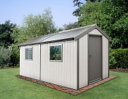 Swallow 6x20 Luxury Shed