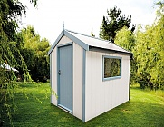 Swallow 6x8 Luxury Shed