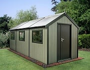 Swallow 8x20 Luxury Shed