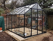 Vitavia-Phoenix-Black-8x10-Greenhouse-Toughened-Glazing