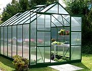 Vitavia-Jupiter-Green-8x14-Greenhouse-4mm-Polycarbonate-Glazing