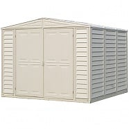 Duramax 8x10 Duramate Plastic Shed