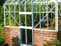 Double Door Greenhouse