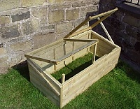 Swallow Sparrow Cold Frame