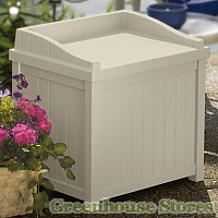 Plastic Garden Storage Box