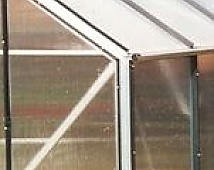 6mm Polycarbonate Glazing