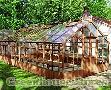 Swallow Falcon Wooden Greenhouse