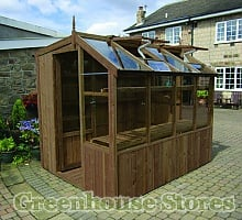 Swallow Jay6x8 Potting Shed