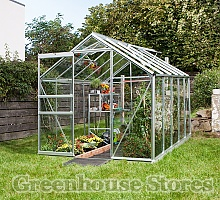 Vitavia Apollo Aluminium Greenhouse