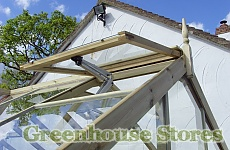 Greenhouse Roof Auto Vents