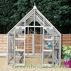 Elite Zenith Greenhouse Front