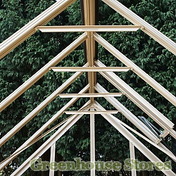 Elite Zenith Greenhouse Roof