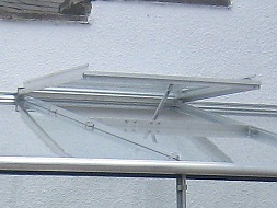Additional Silver Roof Vent