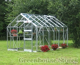 Elite Belmont Greenhouse Starter Kit Package