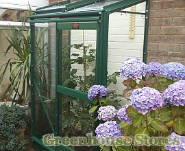 Elite Easygrow Lean To Greenhouse
