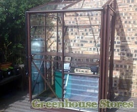 Elite Windsor Lean To Greenhouse