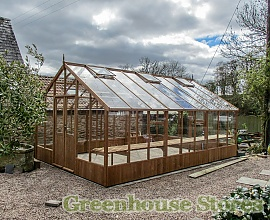13ft Wide Greenhouses