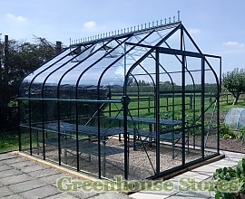 Vitavia Saturn 8x12 Greenhouse
