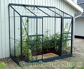 4ft Wide Lean To Greenhouses
