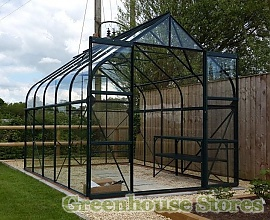 Vitavia Saturn 8x10 Greenhouse